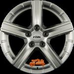 Felga aluminiowa Rial QUINTO 16 7 5x100