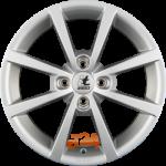 Felga aluminiowa Itwheels ALISIA 15 6 4x108