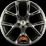 Felga aluminiowa Mb-Design KX1 21 9 5x112