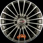 Felga aluminiowa Mak CORSA 15 6,5 5x114,3