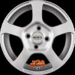 Felga aluminiowa Dotz IMOLA 15 6,5 5x110