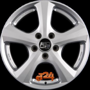 Felga aluminiowa Msw MSW 19 15 6,5 5x112