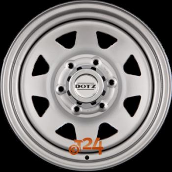 Felga aluminiowa Dotz DAKAR - Ohne Zubehör 15 6 5x139,7