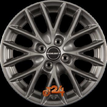 Felga aluminiowa Borbet BS4 15 6,5 4x100