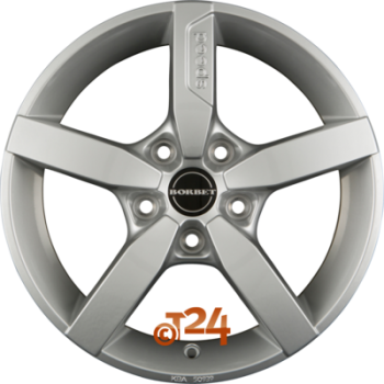 Felga aluminiowa Borbet T1 16 6,5 5x114,3