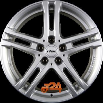 Felga aluminiowa Rial BAVARO 15 6 5x100