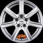 Felga aluminiowa Rial DAVOS 16 7 5x105