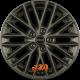 Felga aluminiowa Borbet BS5 16 7 5x114,3