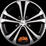 Felga aluminiowa Brock / Rc RC17 Ventura 17 7,5 5x115