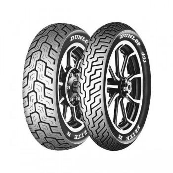 Dunlop 491 ELITE II R TL 140/90B16 77H