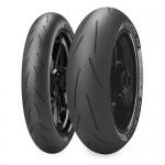 Metzeler Racetec RR K1 K350 SOFT 120/70R17 58W