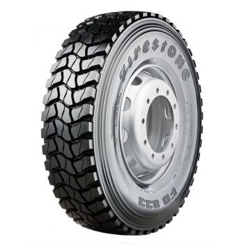 Firestone FD833 M+S 315/80R22.5 156/150K
